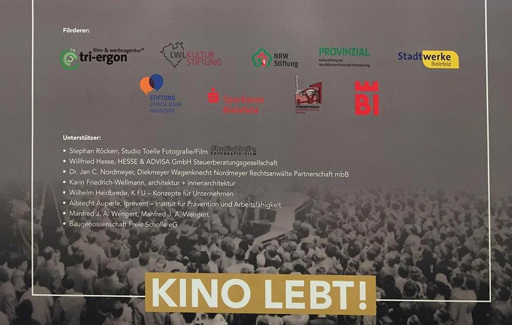 KfU Unternehmensberatung - Kino lebt
